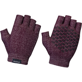GripGrab Freedom Cykelhandsker, dark red